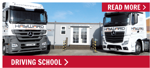 Haywards Transport - Driving School