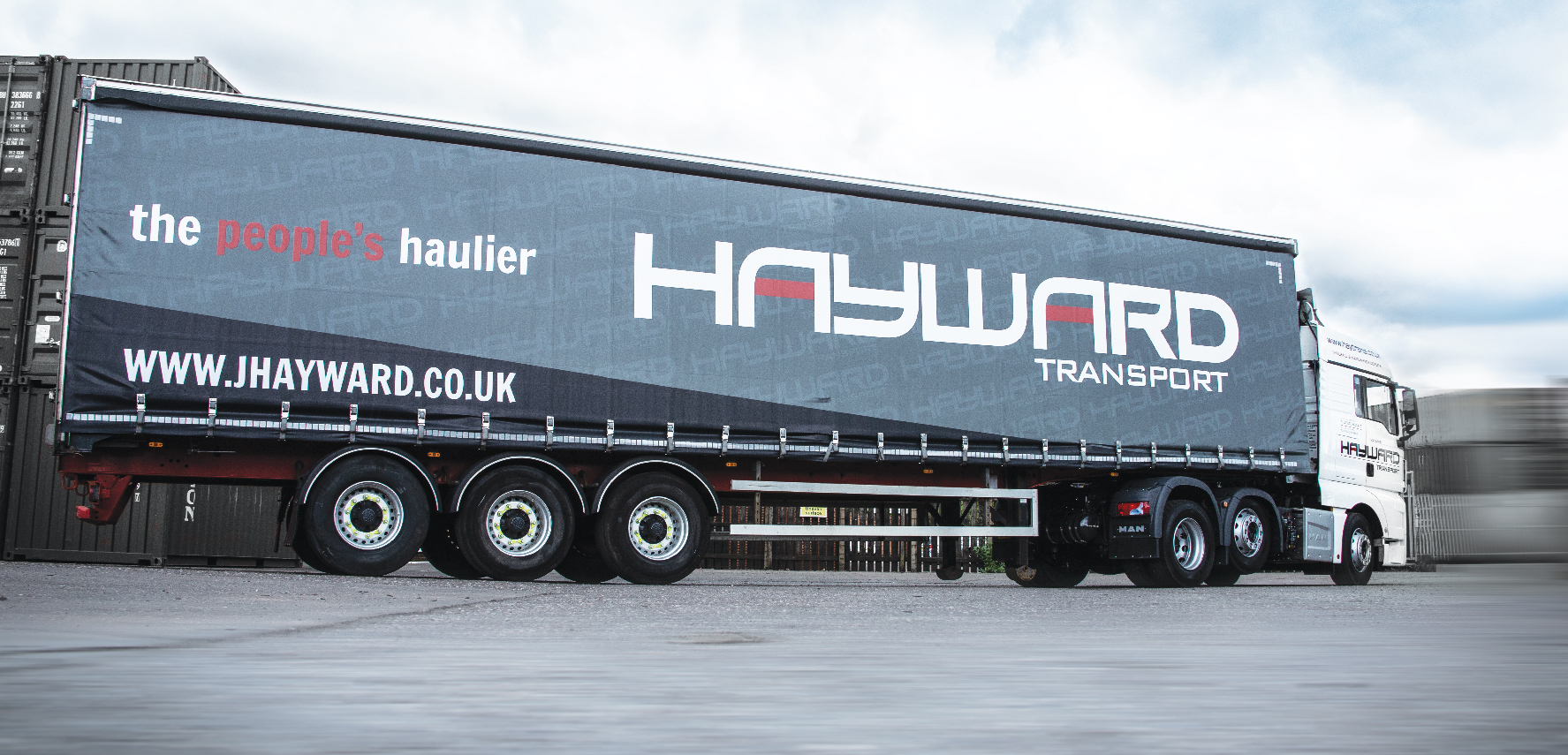 J Hayward & Sons of Walsall Ltd - flexible and trusted haulage solutions | general haulage