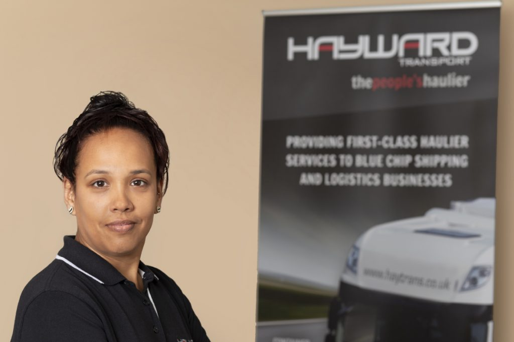 J Hayward & Sons of Walsall Ltd - flexible and trusted haulage solutions - Stacy D'Souza